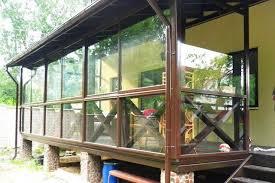 Окна из поликарбоната своими руками